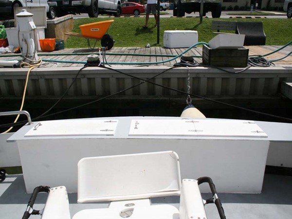2007 EVANS BOATS 50 Flybridge Sport Fisherman 2510107