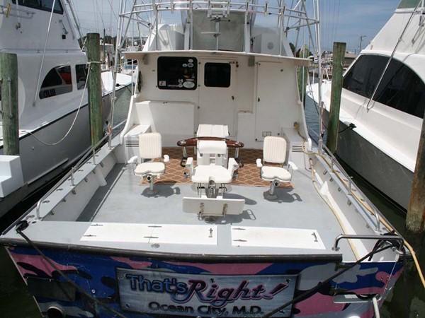 2007 EVANS BOATS 50 Flybridge Sport Fisherman 2510110