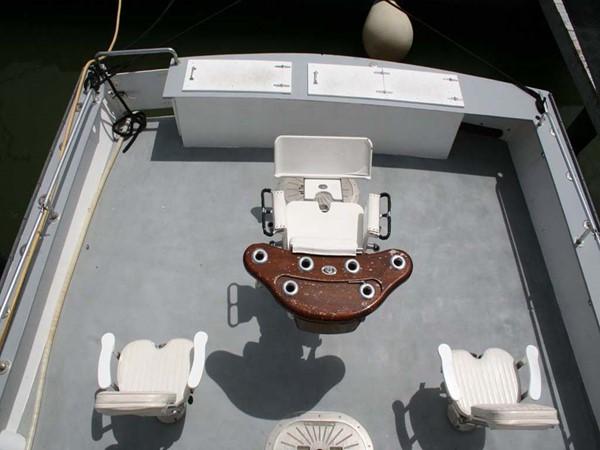 2007 EVANS BOATS 50 Flybridge Sport Fisherman 2510111