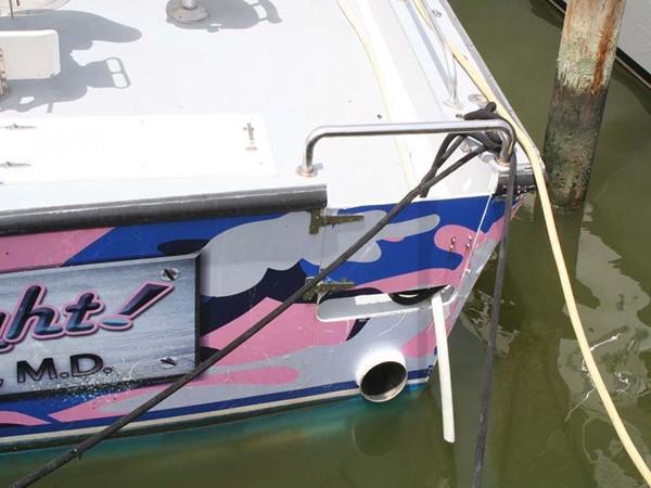 2007 EVANS BOATS 50 Flybridge Sport Fisherman 2510113