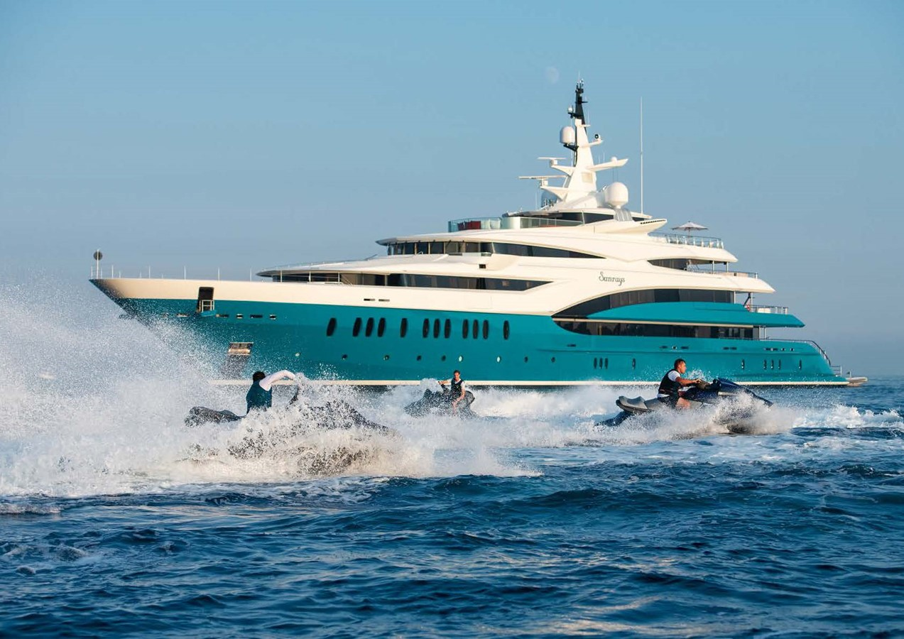 2010 OCEANCO  Motor Yacht 2511157