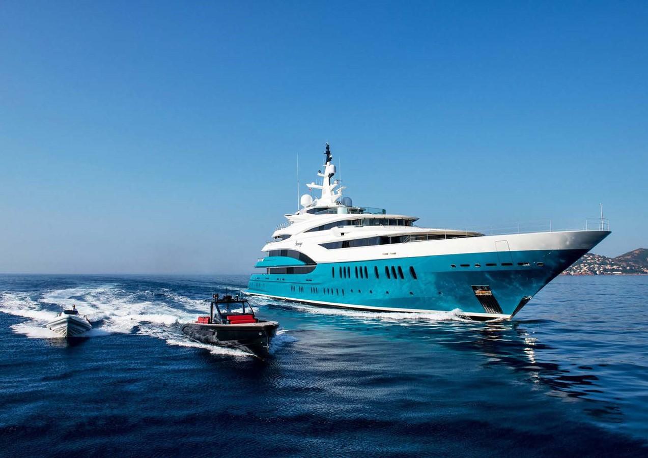 2010 OCEANCO  Motor Yacht 2511159