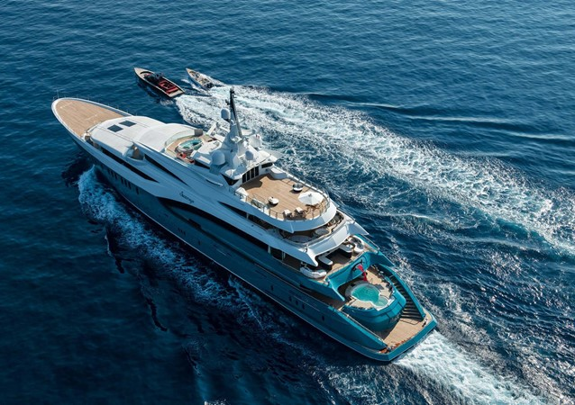 OCEANCO SUNRAYS Yacht for Sale