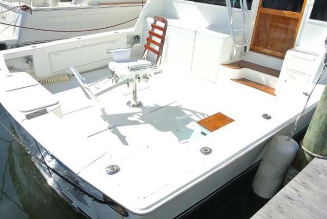 1998 Ocean Yachts Enclosed Bridge Sport Fisherman 2510592