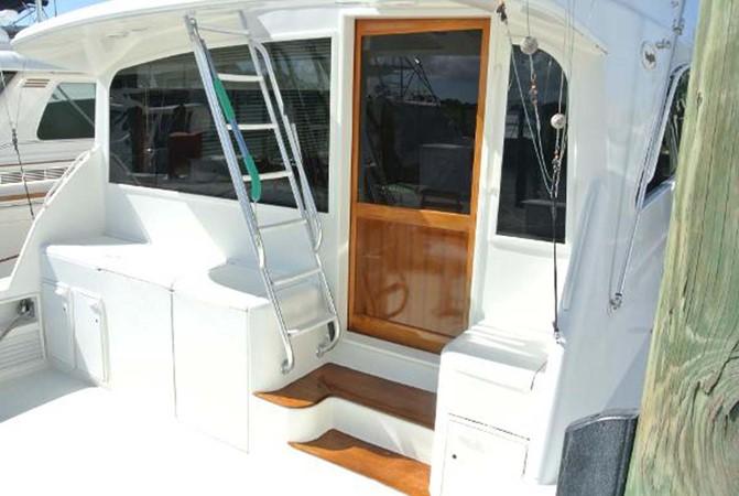 1998 Ocean Yachts Enclosed Bridge Sport Fisherman 2510594