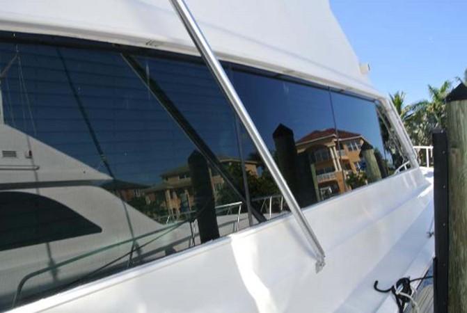 1998 Ocean Yachts Enclosed Bridge Sport Fisherman 2510595