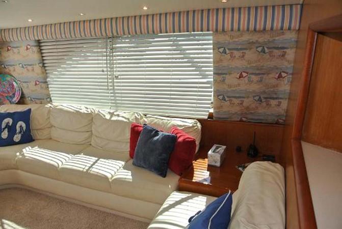 1998 Ocean Yachts Enclosed Bridge Sport Fisherman 2510598