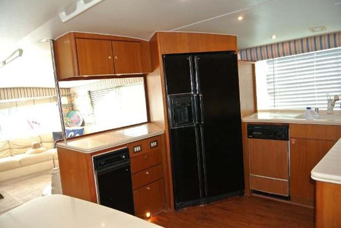 1998 Ocean Yachts Enclosed Bridge Sport Fisherman 2510605