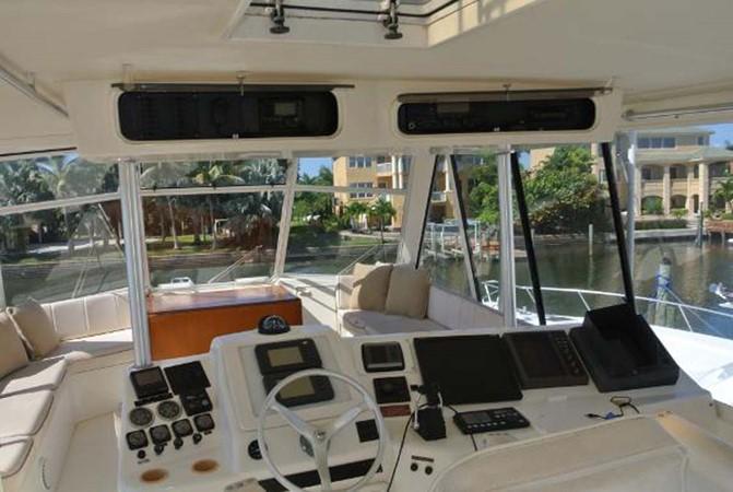 1998 Ocean Yachts Enclosed Bridge Sport Fisherman 2510624