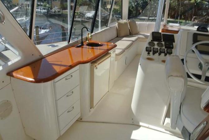 1998 Ocean Yachts Enclosed Bridge Sport Fisherman 2510626