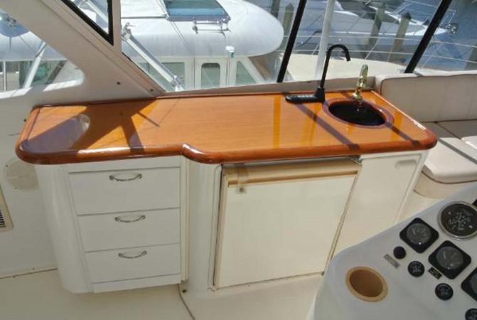 1998 Ocean Yachts Enclosed Bridge Sport Fisherman 2510627