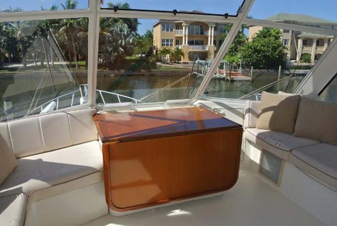 1998 Ocean Yachts Enclosed Bridge Sport Fisherman 2510628