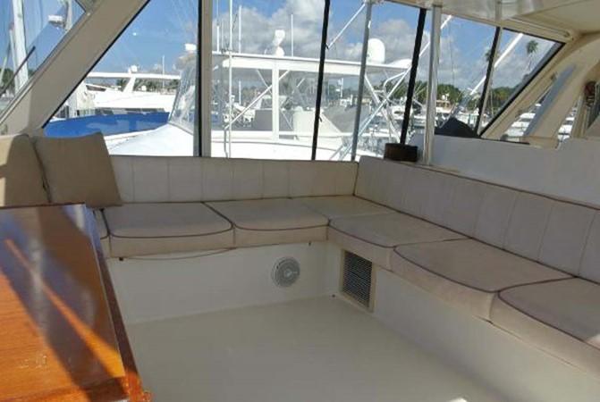 1998 Ocean Yachts Enclosed Bridge Sport Fisherman 2510630