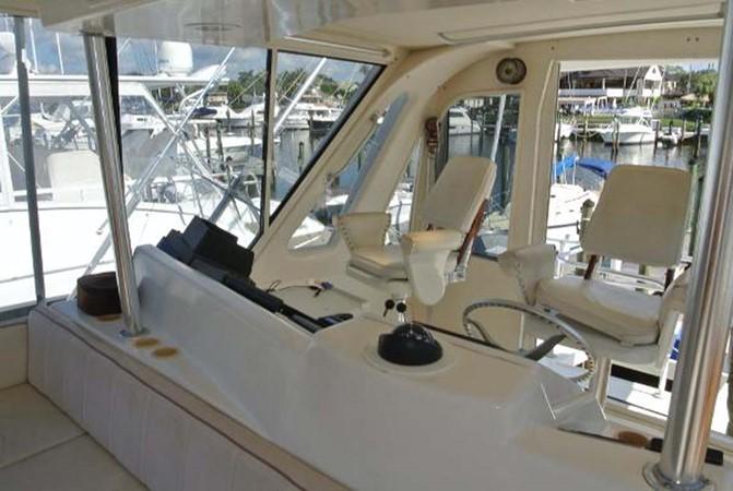 1998 Ocean Yachts Enclosed Bridge Sport Fisherman 2510631