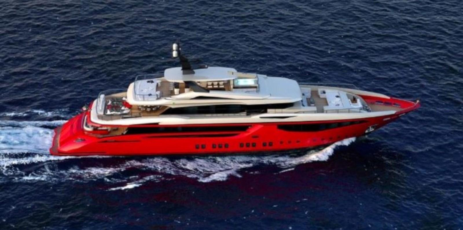 IPANEMA 2016 MONDOMARINE Alloy 3 Deck Motor Yacht 2511790