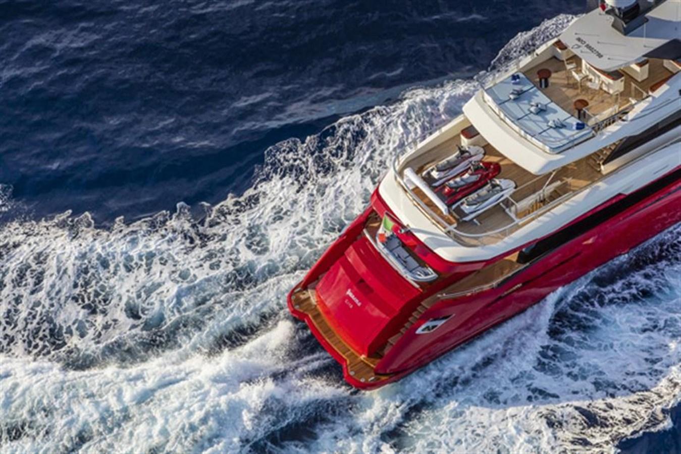 2016 MONDOMARINE Alloy 3 Deck Motor Yacht 2545479