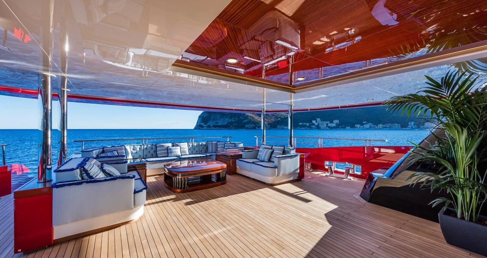 2016 MONDOMARINE Alloy 3 Deck Motor Yacht 2545485