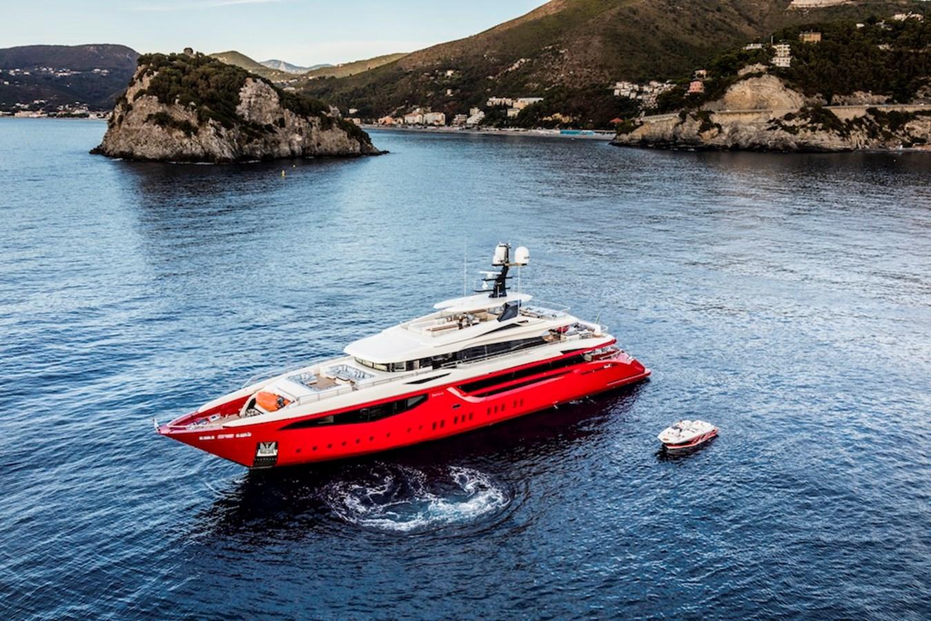 2016 MONDOMARINE Alloy 3 Deck Motor Yacht 2545491