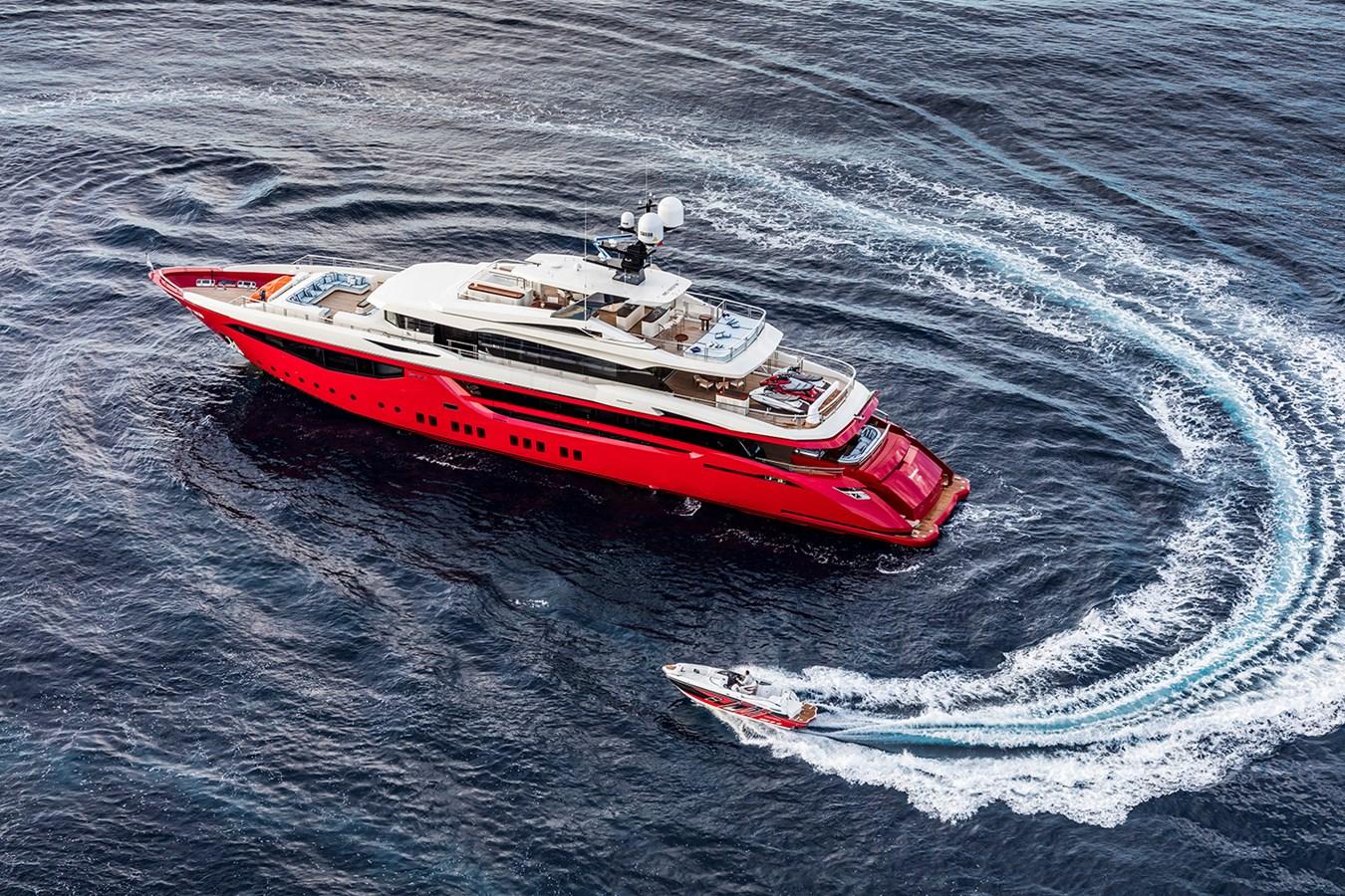 2016 MONDOMARINE Alloy 3 Deck Motor Yacht 2545493
