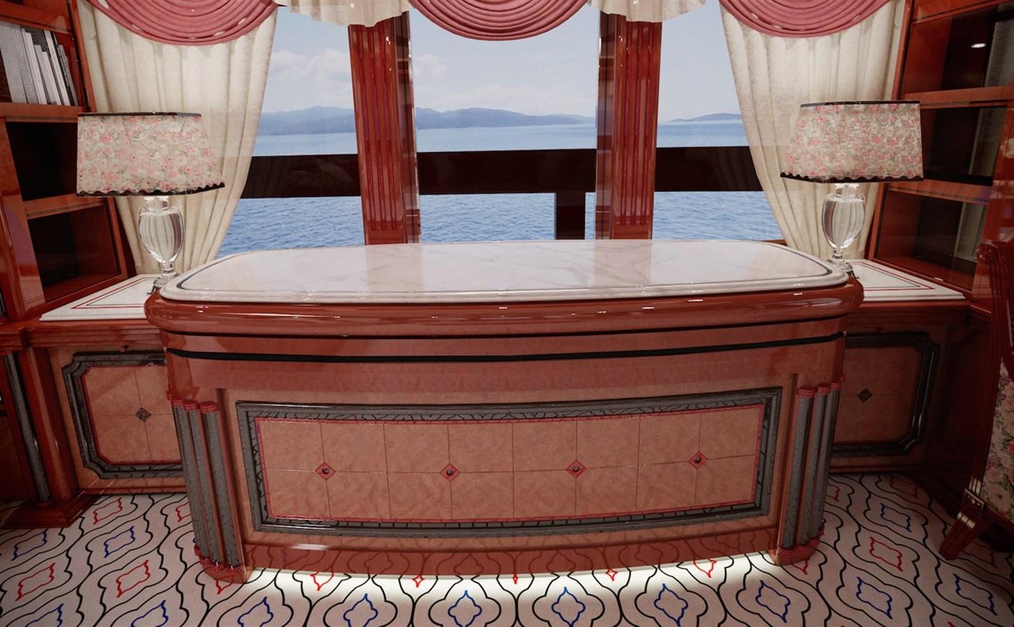 2016 MONDOMARINE Alloy 3 Deck Motor Yacht 2545501