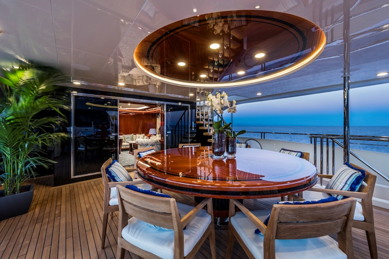 2016 MONDOMARINE Alloy 3 Deck Motor Yacht 2545504