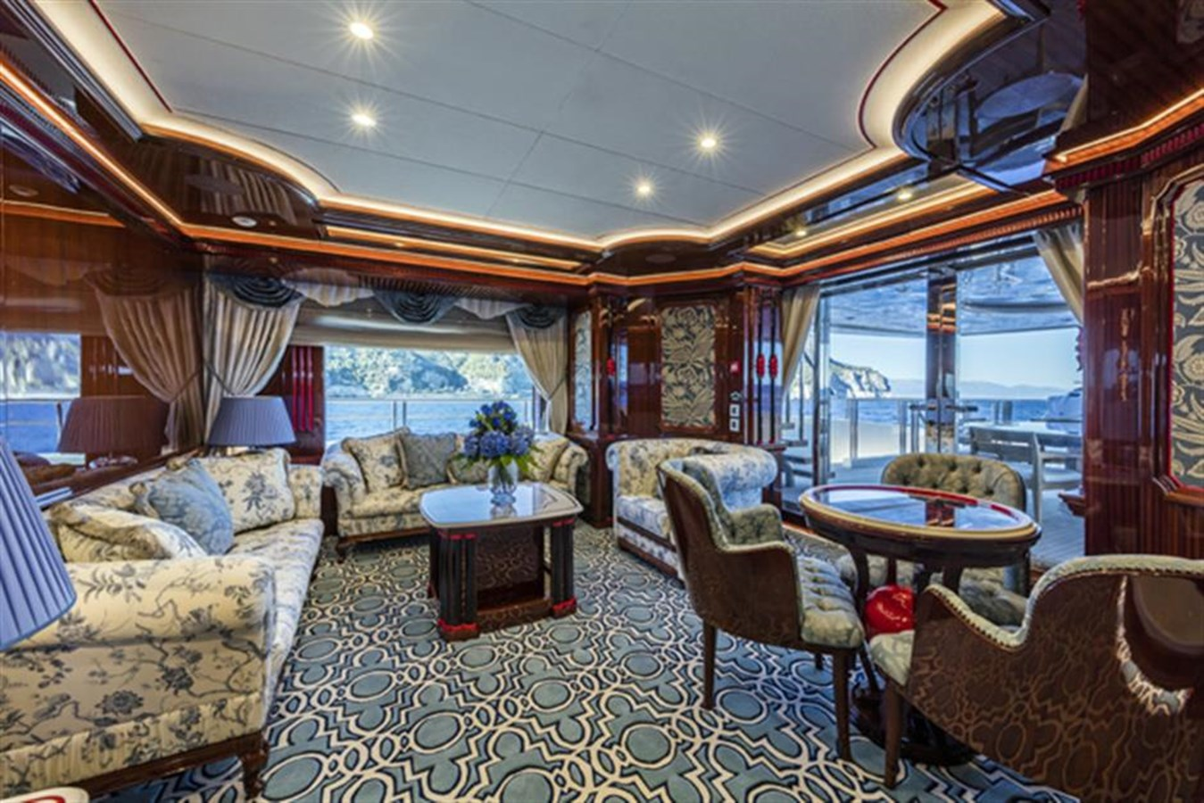 2016 MONDOMARINE Alloy 3 Deck Motor Yacht 2545506