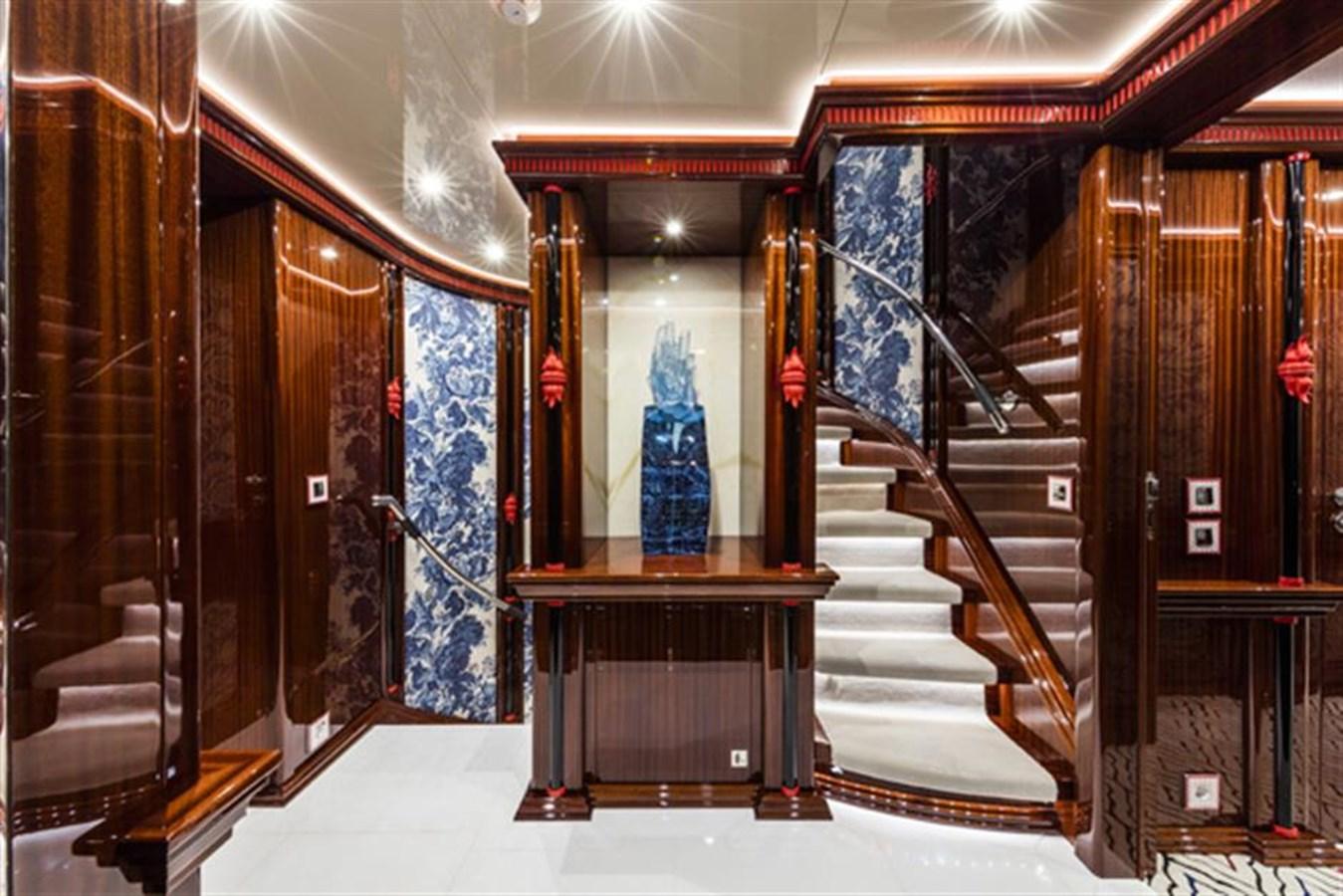 2016 MONDOMARINE Alloy 3 Deck Motor Yacht 2545507