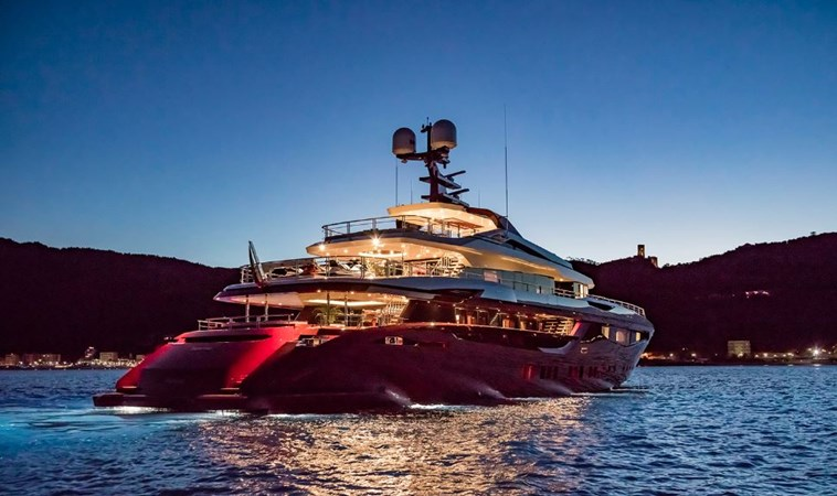 2016 MondoMarine Alloy 3 Deck Motor Yacht 2545478
