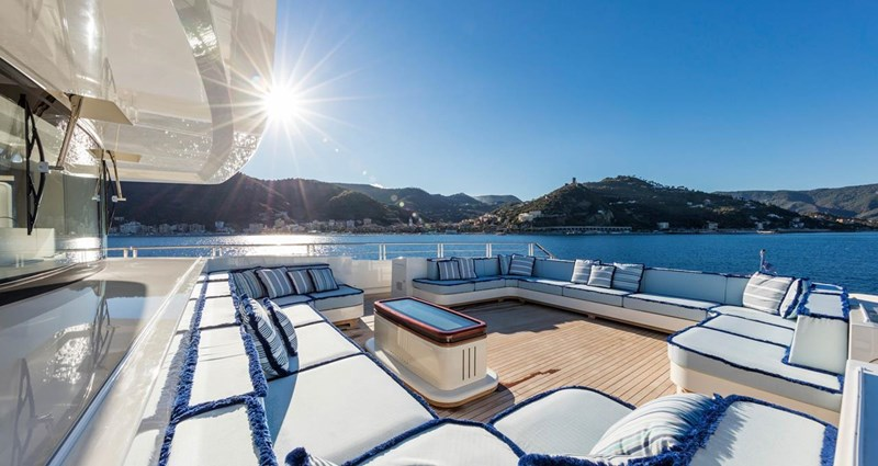 2016 MondoMarine Alloy 3 Deck Motor Yacht 2545503