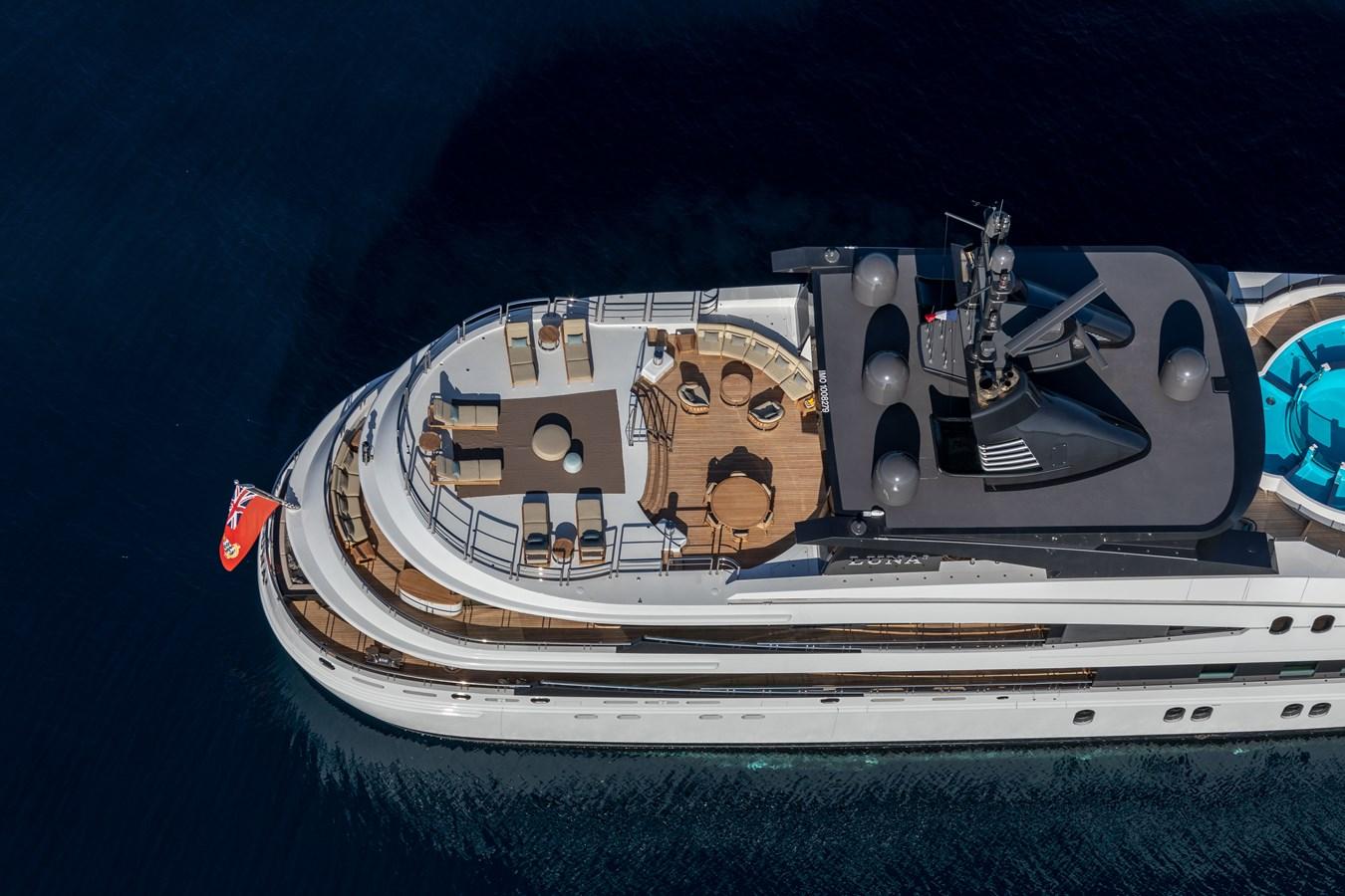 Luna B 2005 OCEANCO  Motor Yacht 2741175