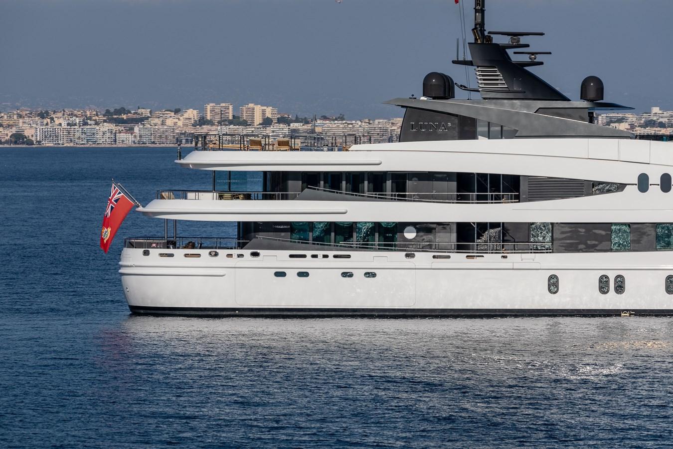 Luna B 2005 OCEANCO  Motor Yacht 2741178