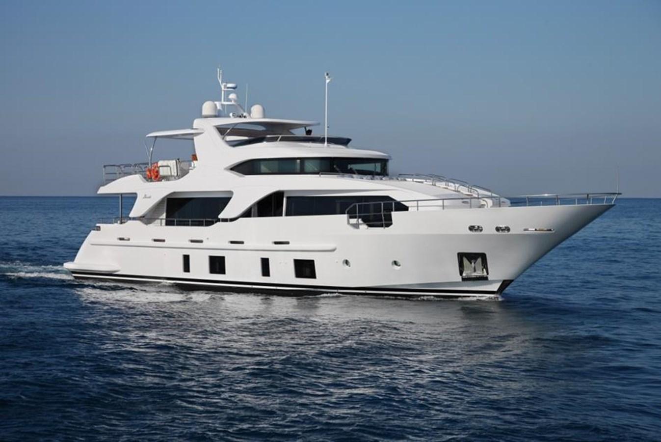 SUNRISE yacht for sale