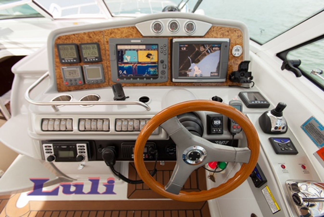 2008 FORMULA 45 Yacht Cruiser 2512102