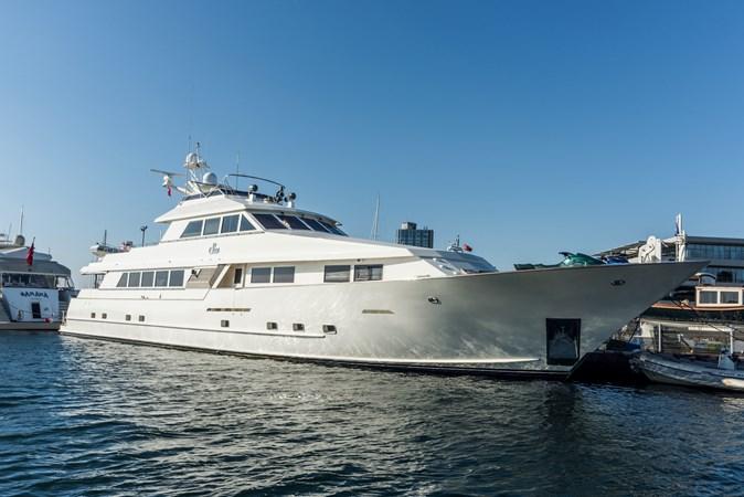 1991 BROWARD  Mega Yacht 2512804