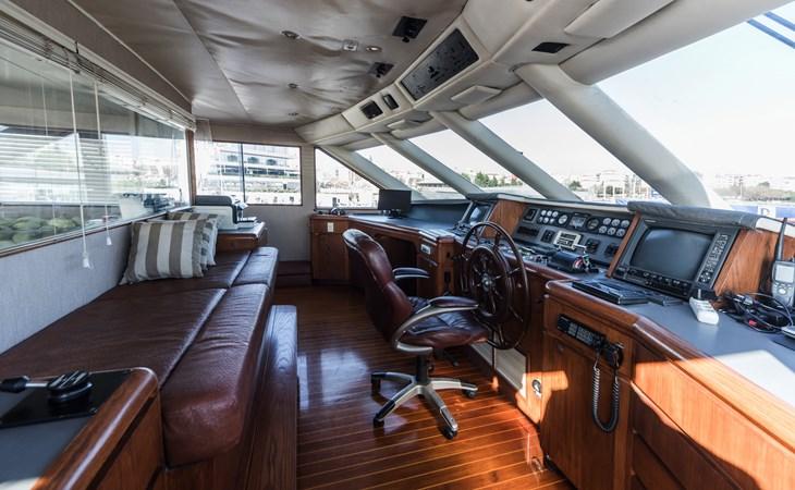 1991 BROWARD  Mega Yacht 2512827