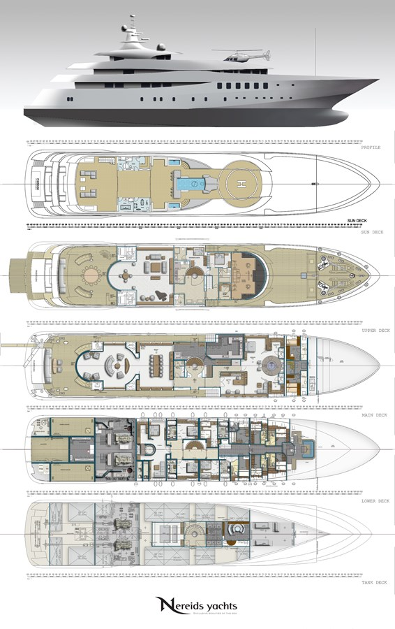 2023 NEREIDS  Mega Yacht 2512902