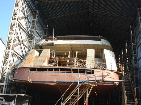 2021 NEREIDS  Mega Yacht 2512891