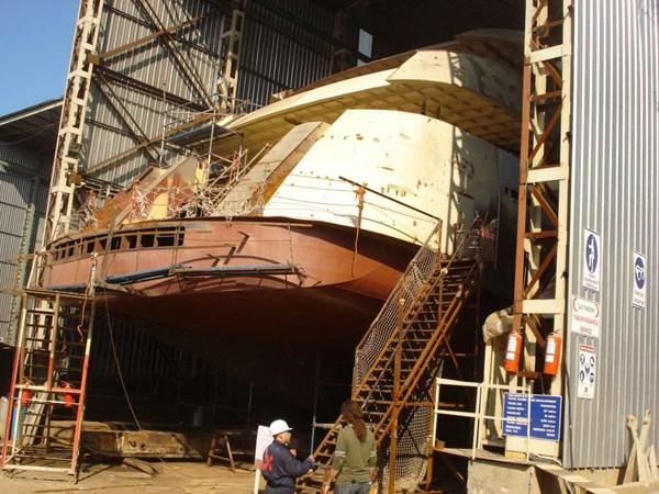2021 NEREIDS  Mega Yacht 2512897