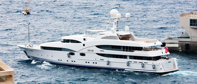 2021 ALTINEL SHIPYARDS  Mega Yacht 2513137