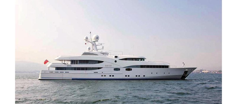 2021 ALTINEL SHIPYARDS  Mega Yacht 2513140