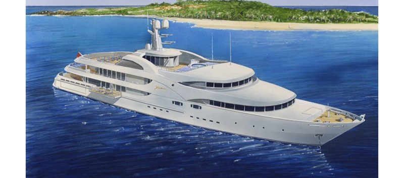2021 ALTINEL SHIPYARDS  Mega Yacht 2513150