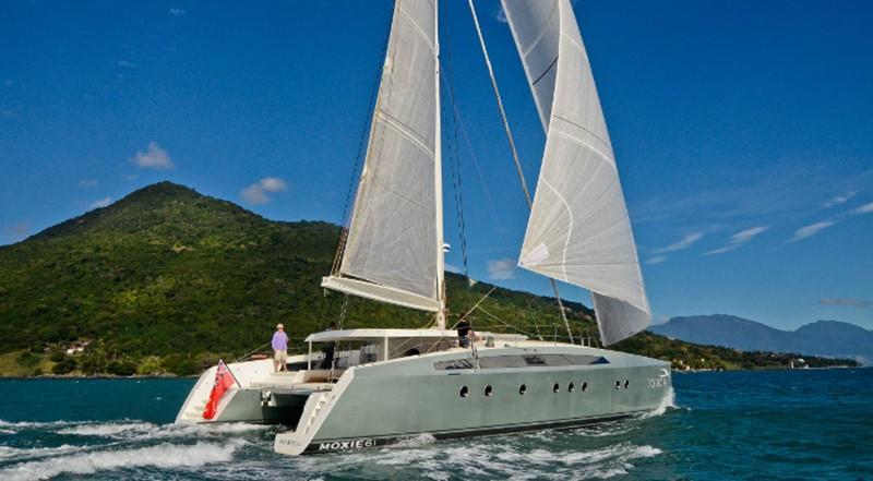 2011 CUSTOM BUILT JAZ MARINE - MOXIE 61 Catamaran 2514281