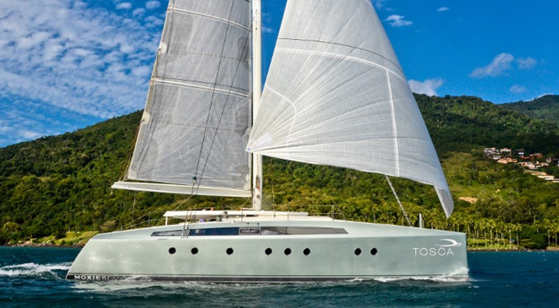 2011 CUSTOM BUILT JAZ MARINE - MOXIE 61 Catamaran 2514282