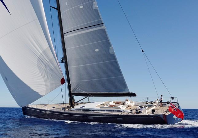 SHAMANNA Nautor´s Swan 115 FD 2016 NAUTOR'S SWAN Swan 115 FD Performance Sailboat 2514326