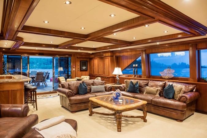 Skylounge 2007 RICHMOND YACHTS Tri-Deck M/Y Motor Yacht 2514683