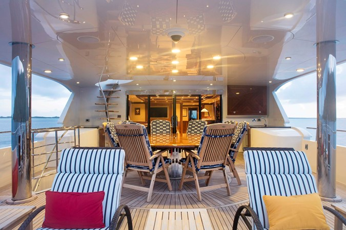 Bridge Deck 2007 RICHMOND YACHTS Tri-Deck M/Y Motor Yacht 2514687