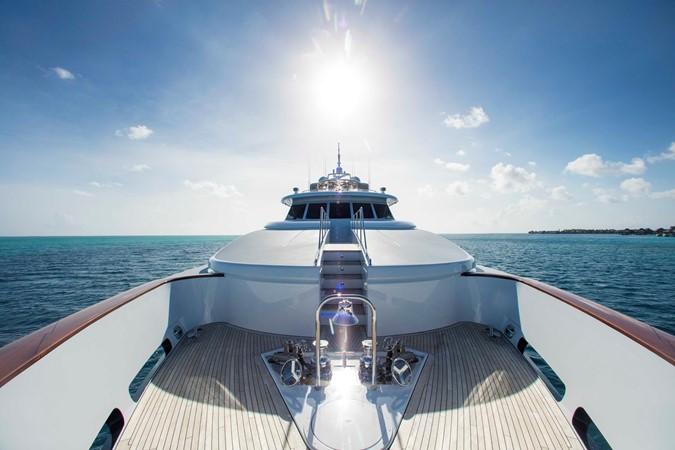 Foredeck 2007 RICHMOND YACHTS Tri-Deck M/Y Motor Yacht 2514696