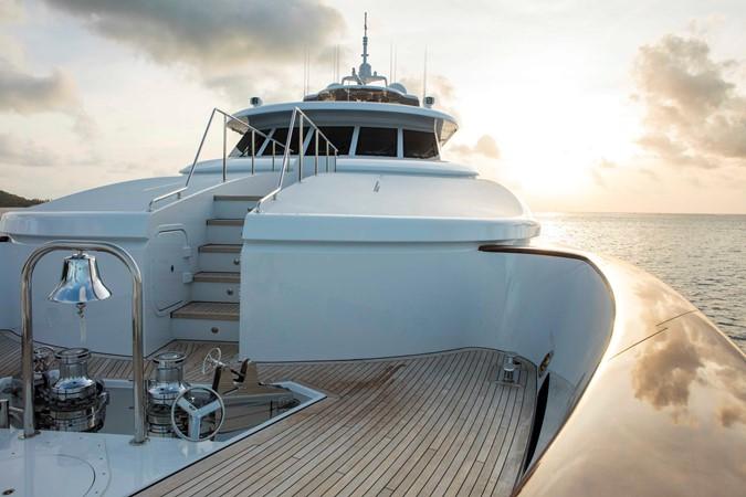 Foredeck 2007 RICHMOND YACHTS Tri-Deck M/Y Motor Yacht 2514697