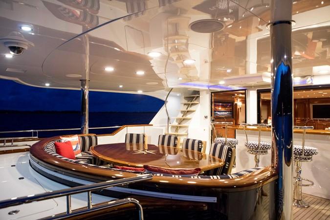 Aft Deck 2007 RICHMOND YACHTS Tri-Deck M/Y Motor Yacht 2514699