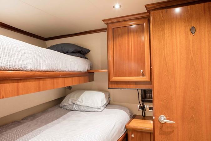 Crew Cabin 2007 RICHMOND YACHTS Tri-Deck M/Y Motor Yacht 2514701